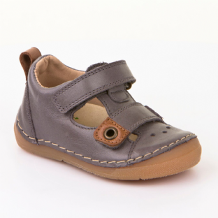 Froddo Childrens Shoes G2150074-6 Grey Sandals